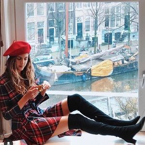 Fashion Bloggers Favorite Over the Knee Boots